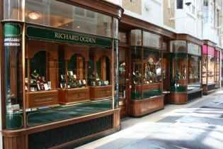 """Une boutique """"old school"""" à la façon de Thomas Andlauer"""