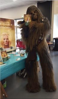 Chewie et Havensele