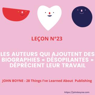LESSON 23