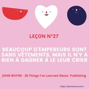 LESSON 27
